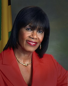 Jamaican Prime Minister Portia Simpson Miller will be the 179th Commencement speaker. (Photo courtesy of Lafayette Communications)