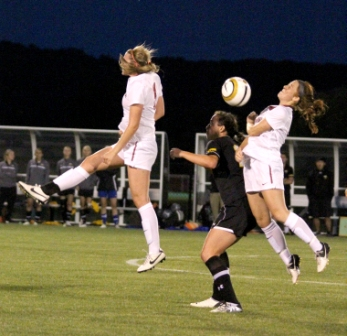 The Lafayette women's soccer team had an exciting overtime victory against UMBC on Wednesday.