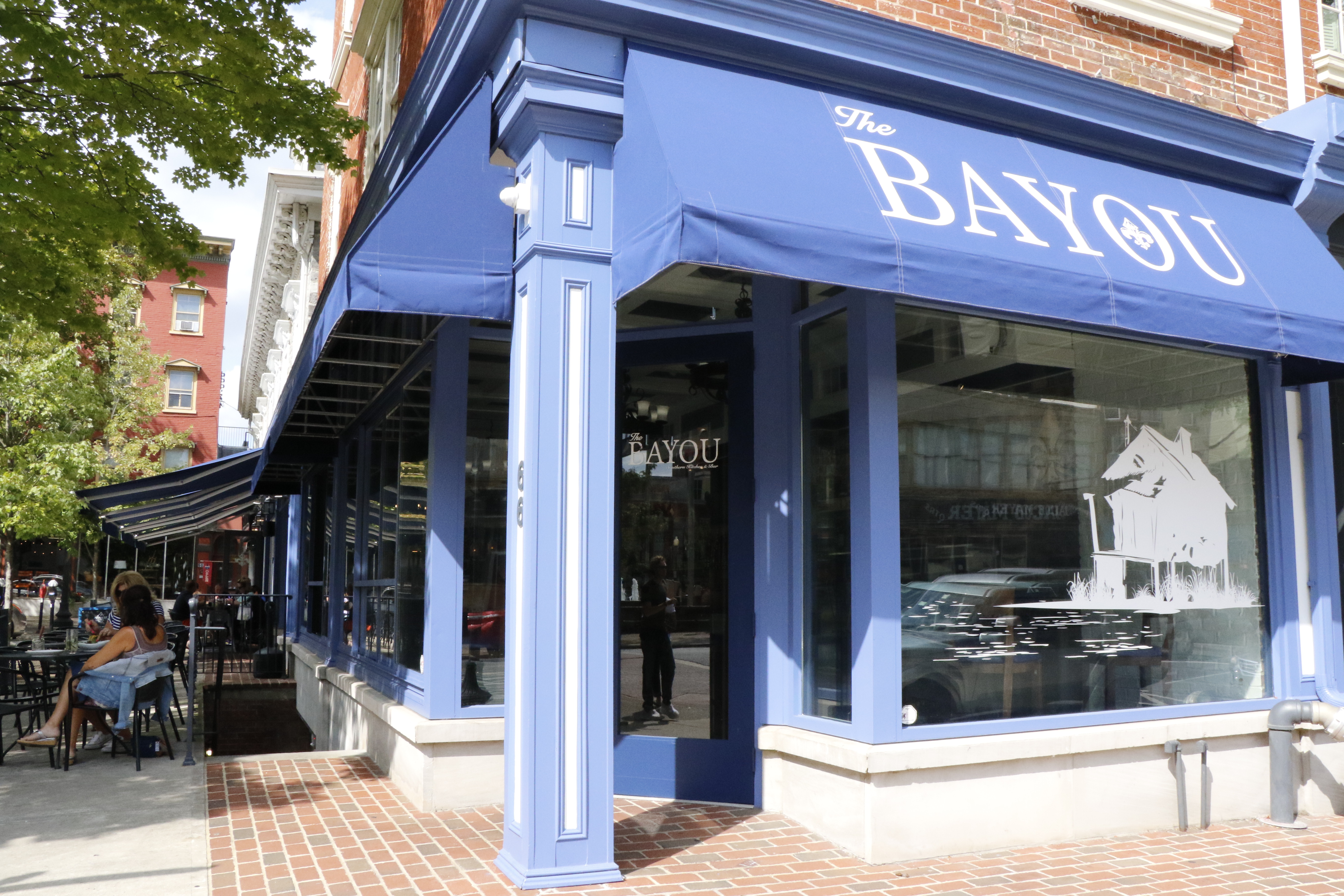 The Bayou Brings Southern Charm To Downtown Easton