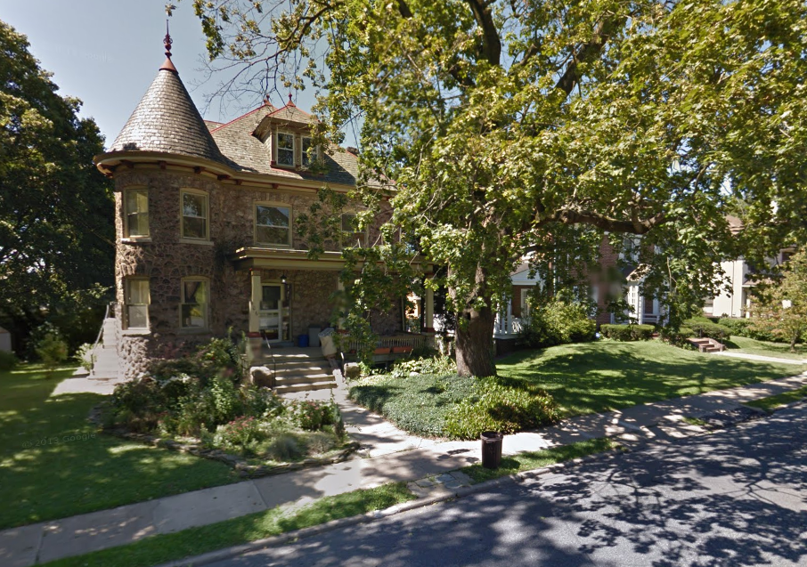 The Max Kade Haus For German Studies And Visiting Scholars Officially  Opened On Tuesday. Photo Courtesy Of Google Maps