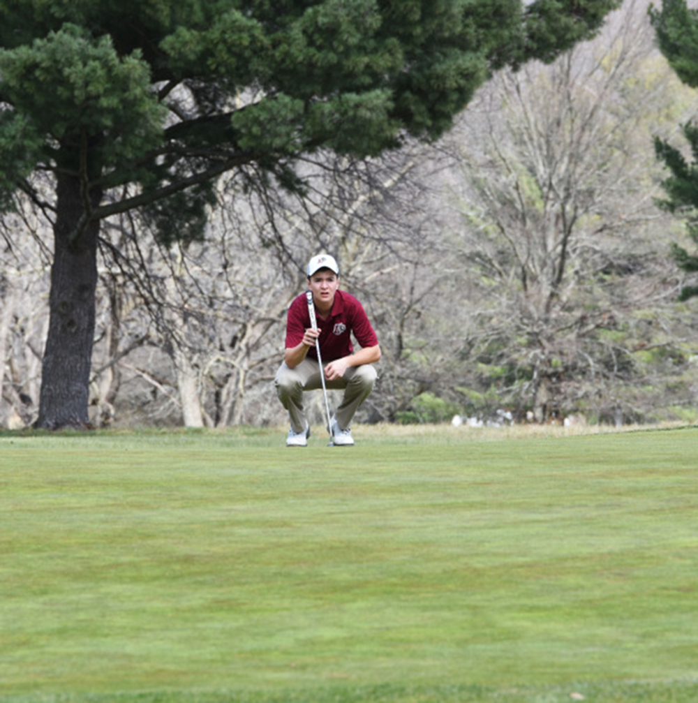 Golf claims rivalry match against Lehigh for second time this season