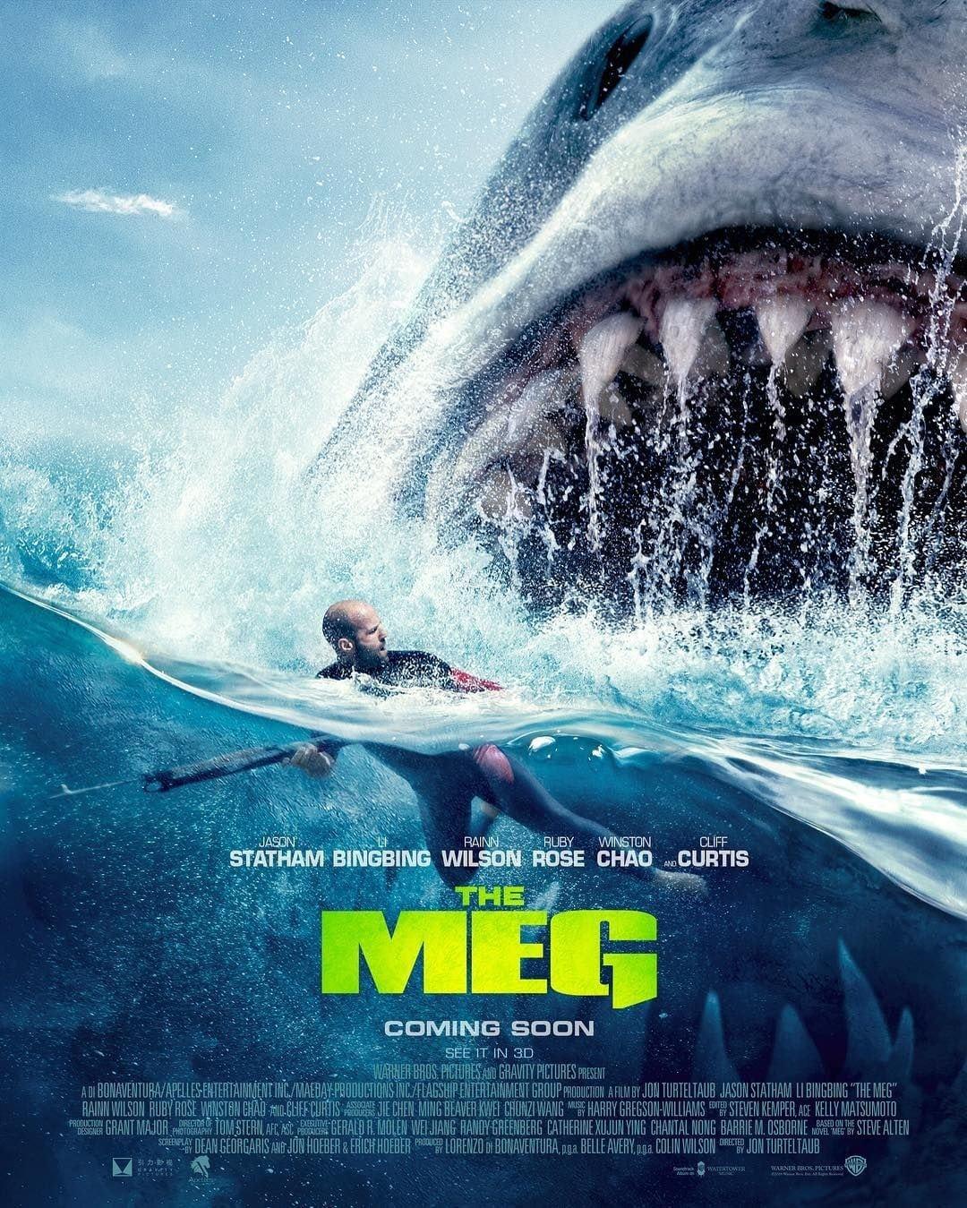 Image result for The Meg (2018)