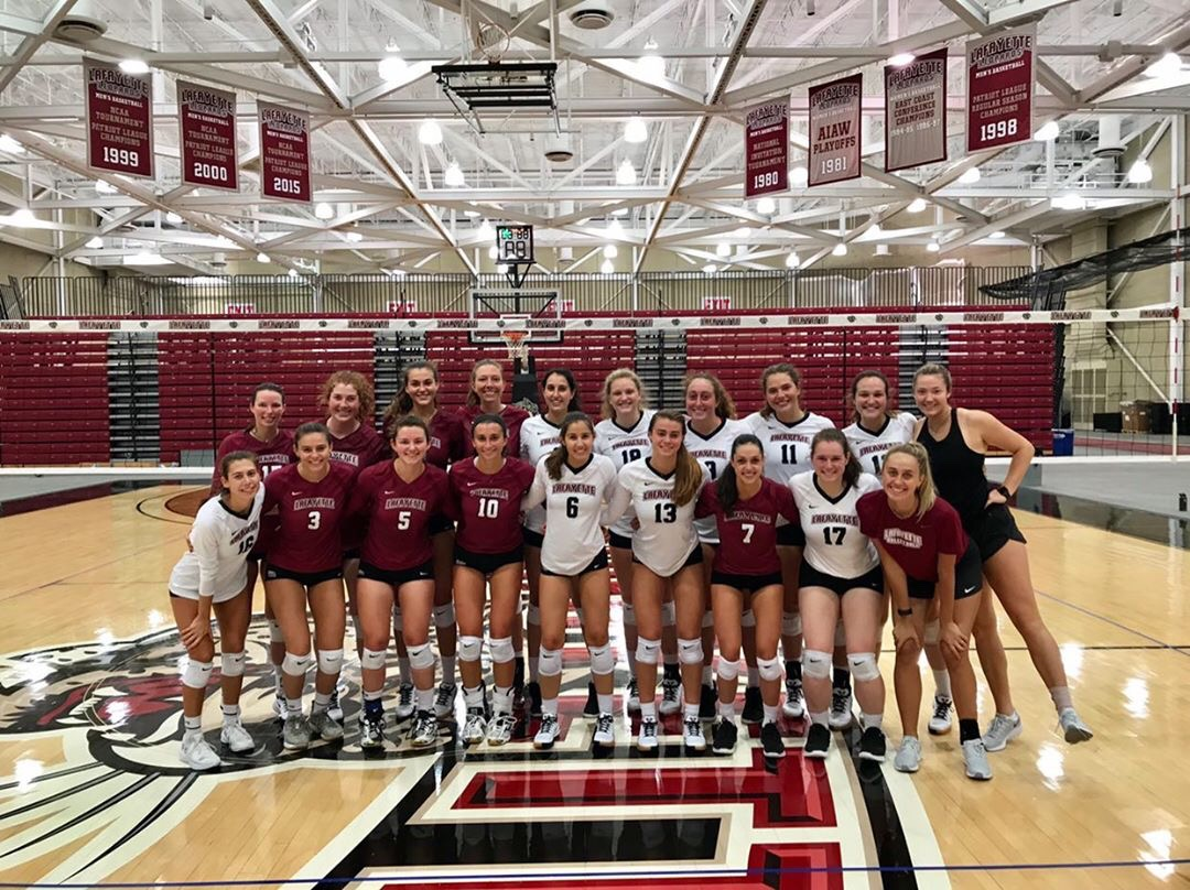 Under New Coaching Lafayette Volleyball Team Aims To Build On Disappointing 2018 Season The Lafayette